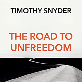 The Road to Unfreedom Titelbild