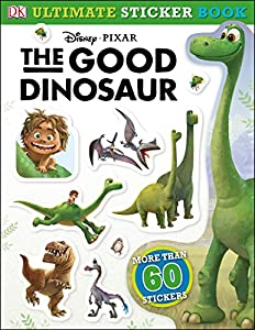 get ultimate sticker book the good dinosaur ultimate sticker books