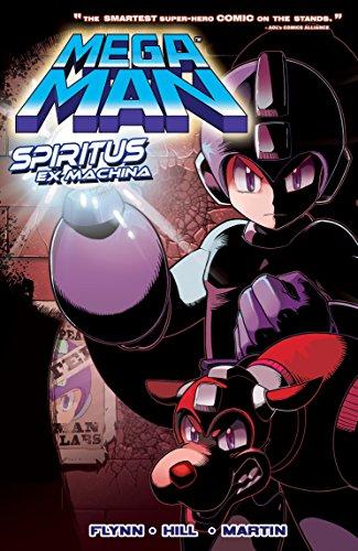 Mega Man 4: Spiritus Ex Machina (English Edition)