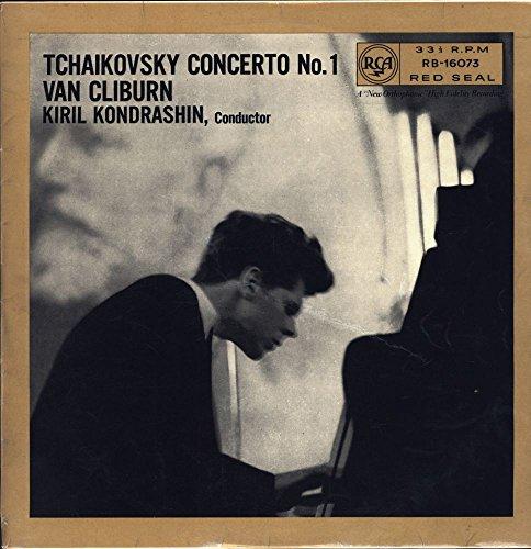 of rca vinyl albums dec 2021 theres one clear winner Peter Ilyich Tchaikovsky - Van Cliburn, Kiril Kondrashin, RCA Symphony Orchestra - Concerto No. 1 - LP