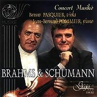 ブラームス:ヴィオラ・ソナタ第1番 へ短調Op.120-1  ほか [Import]