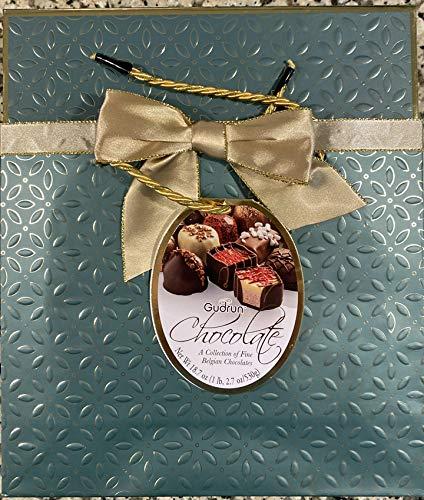 Gudrun Box Gudrun Box In Bag Belgian Chocolate (Net Wt 18.7 Ounce ),