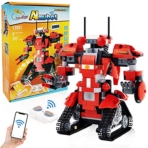 Robot Building Kit for Kids Ages 8-12,Building...