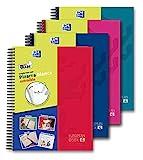 Oxford Paquete 5 Europeanbook 4 Write & Erase School Classic Te A4+ 120H 5X5 Con Scribzee