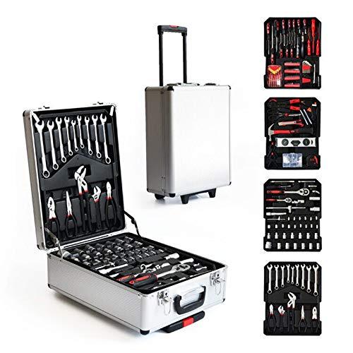 ホームツールセット 工具セット 799点セット家庭用 工具箱 多機能 作業道具セット 日常ツールキット 家庭修理 DIY用 家具組み立て 住まいのメンテナンス用