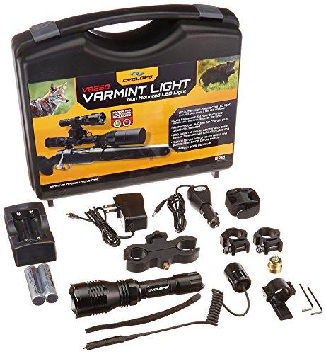 Cyclops Vb 250X 40mm Mounted Varmint Light