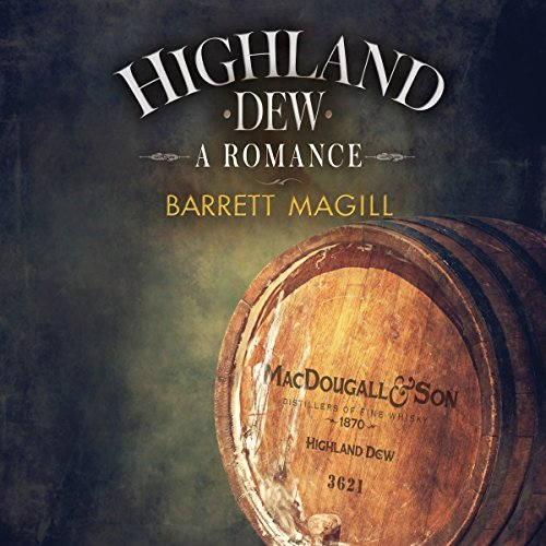 Highland Dew audiobook cover art