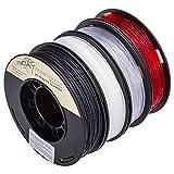 4x250g 1.75mm nylon/PETG/flex/HIPS - Filamento para impresora 3D - FrontierFila