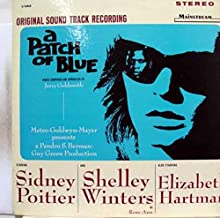 SOUNDTRACK a patch of blue LP Used_VeryGood S 6068 Vinyl 1965 Record