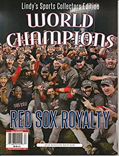 Lindy's Sports Collectors Edition Red Sox Royalty World Champions