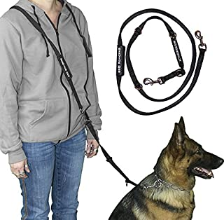 Activedogs Service Dog Leash Hands Free Leash