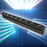 Tengchang 8X12W 100W RGBW 4in1 Beam LED Bar Moving Head DMX DJ Stage Lights