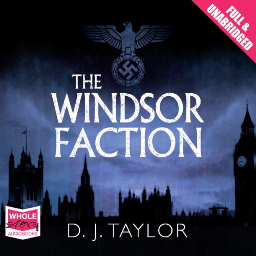 The Windsor Faction audiobook cover art