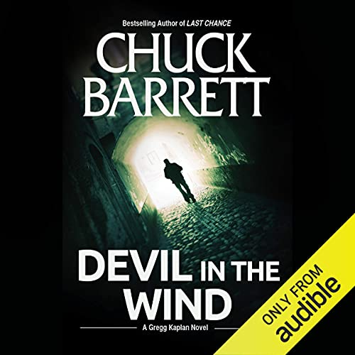 Devil in the Wind Audiobook By Chuck Barrett cover art