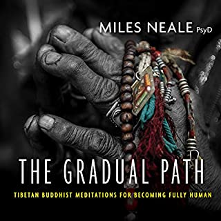 The Gradual Path audiobook cover art