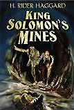 King Solomon's Mines :(illustrated edition) (English Edition)