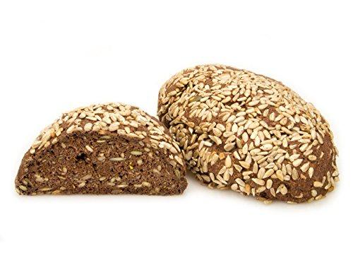 Bio LOWER CARB Brot Eiweißbrot aus glutenfreien Rohstoffen vegan (1)