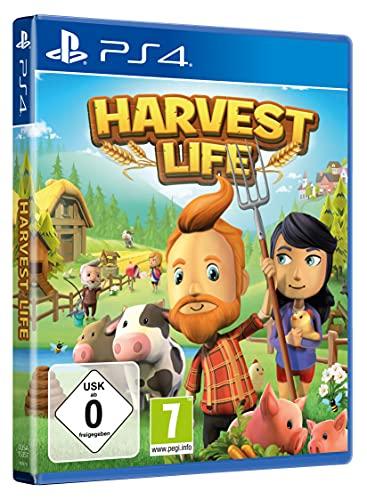 PS4 HARVEST LIFE - dein Bauernhof Simulator für PlayStation 4