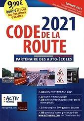 code de la route 2021 d'Activ Permis