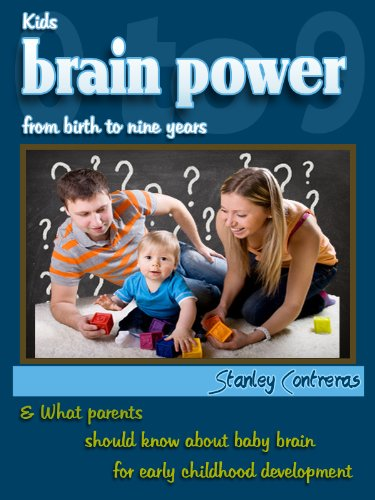 Kids Brain Power From Birth To Nine Years And What Parents Should Know About Baby Brain For Early Childhood Development (English Edition)