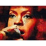 JR Bouvier Lauryn Hill Singer Rapper Large Art Print Poster