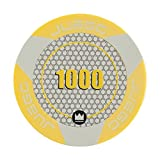 Juego Poker Chips/Fiches Tournament con valore 1000, Gioco da Tavolo, Gioco di Società, G...