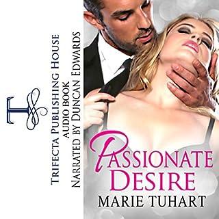 Passionate Desire audiobook cover art