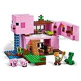 Zoom IMG-1 lego minecraft la pig house
