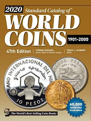 Compare Textbook Prices for 2020 Standard Catalog of World Coins 1901-2000 Forty-seventh Edition ISBN 9781440248962 by Michael, Thomas,Schmidt, Tracy L