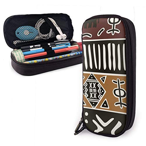 Bürobedarf & Schreibwaren Federmäppchen Southwest Roadrunners and Ocotillo Pencil Case Holder Large Capacity Pencil Pouch Stationery Organizer with Zipper for School Office,Multifunction Cosmetic Make
