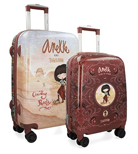 Anekke Set Arizona suitcases