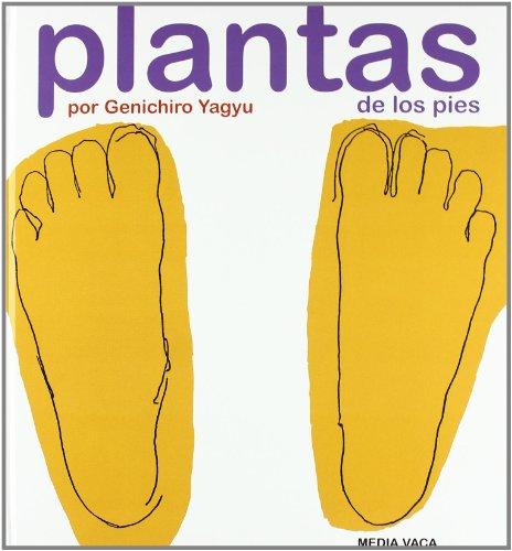Plantas de los pies: 2 (El mapa de mi cuerpo)
