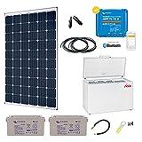 Kit Solar 280W frigorífico Steca 240L