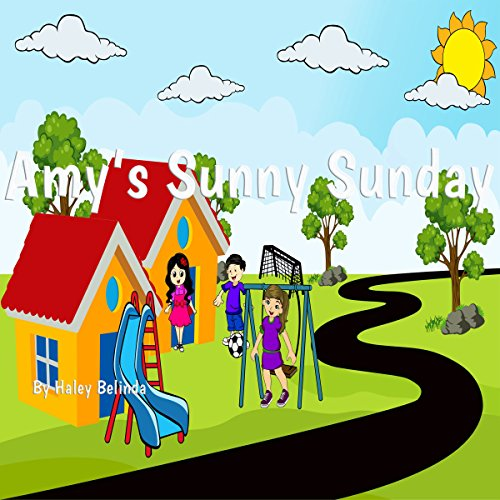 Couverture de Amy's Sunny Sunday