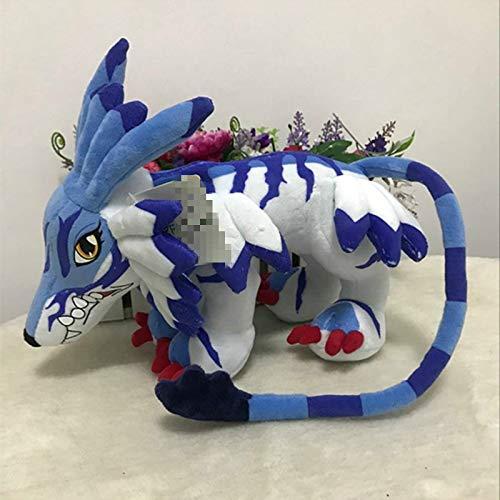 Juguete de Peluche Anime Digimon Figura Juguete Juguete De Peluche Muñeca De Peluche Muñeca Un Regalo De Cumpleaños para Tu Hijo