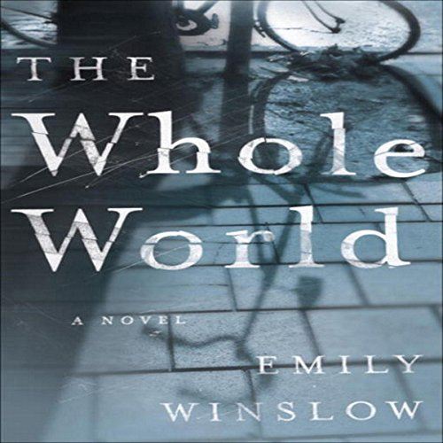 The Whole World     A Novel              By:                                                                                                                                 Emily Winslow                               Narrated by:                                                                                                                                 John Mawson,                                                                                        Connor Eiding,                                                                                        Philip Battley,                   and others                 Length: 9 hrs and 36 mins     10 ratings     Overall 3.0