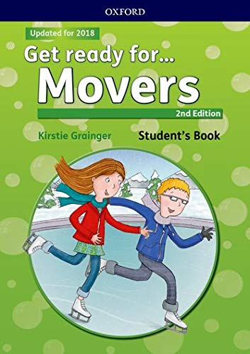 Get Ready for Movers. Student's Book 2nd Edition (Get Ready For Second Edition)
