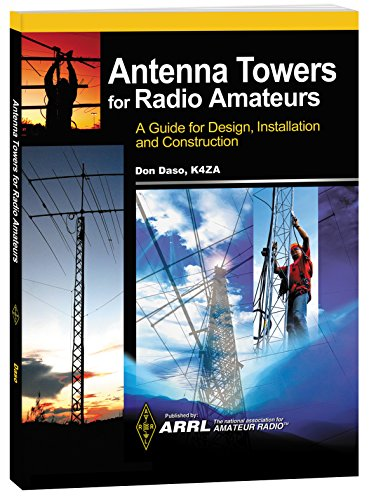 Antenna Towers for Radio Amateurs by Amazon.com Services LLC. Compare B0182P6LS4 related items.