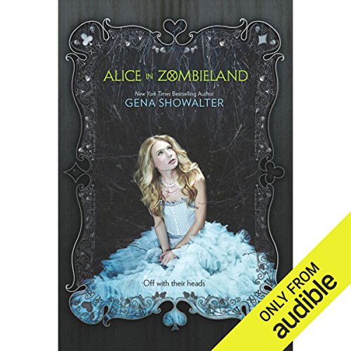 Alice in Zombieland audiobook cover art