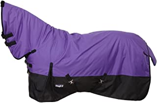 Tough 1 600D Waterproof Poly Full Neck Turnout Blanket
