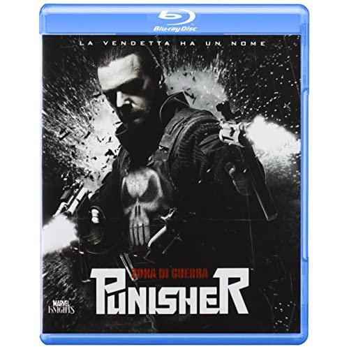 Punisher-Zona Di Guerra