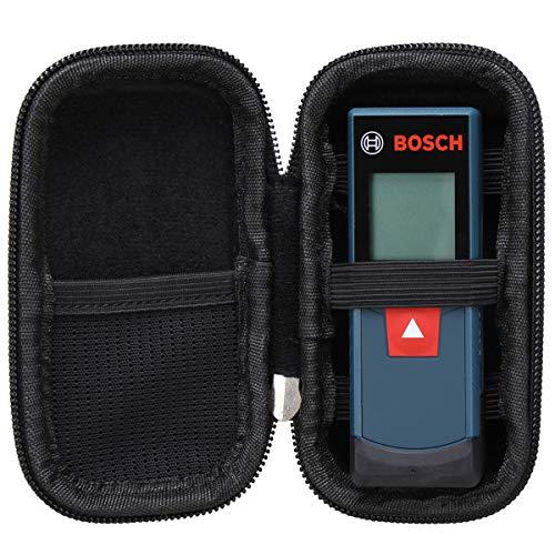 Aproca Duro Viajes Funda Bolso Caso para Bosch GLM 20 Compact Blaze Medidor de distancia láser de 65 pies