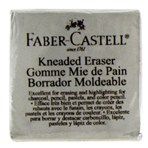 Extra Large Grey Kneaded Eraser by Faber-Castell