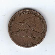 1857 flying eagle coin