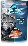 Blue Buffalo Wilderness Trail Treats Grain Free Jerky Dog Treats,...