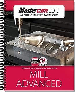 MasterCam 2019 Mill Adv TT - MasterCam Version: 2019, Subject: Mill