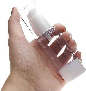 Botellas de viaje, 15 ml, 30 ml, 50 ml, botella de bomba de vacío, contenedor de emulsión, recipientes líquidos para maquillaje cosmético, No nulo, como se muestra en la imagen, 30 ml