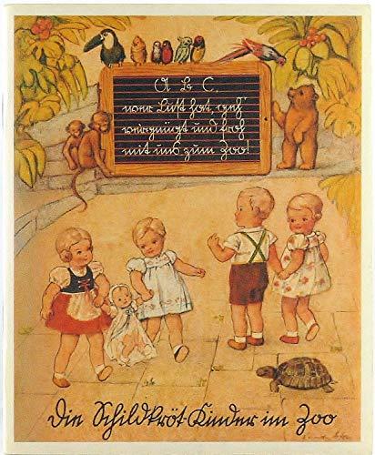 Die Schildkröt-Kinder im Zoo.