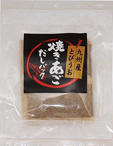 乾物屋の底力 無添加 焼きあごだしパック(九州産とび魚) 50g×25袋