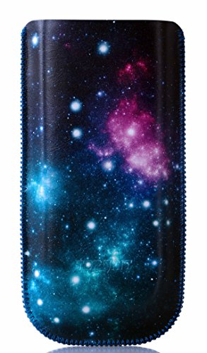 TopGrit Soft Carrying Case Compatible with Texas Instruments TI-84 / Plus CE Graphing Calculator, Galaxy Pattern Photo #4